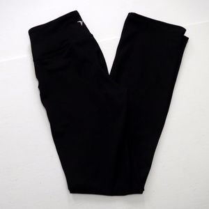 Old Navy Black Go Dry Fitted Pants Size Medium